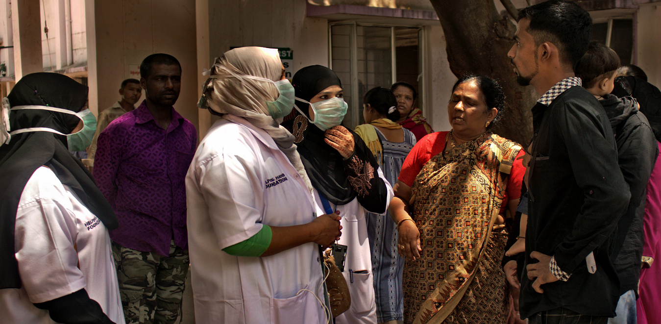 Helping Hand Foundation is an Equal Opportunity NGO in Health Sector Helping Patients & the Marginalised sections Regain Trust in Public Healthcare.