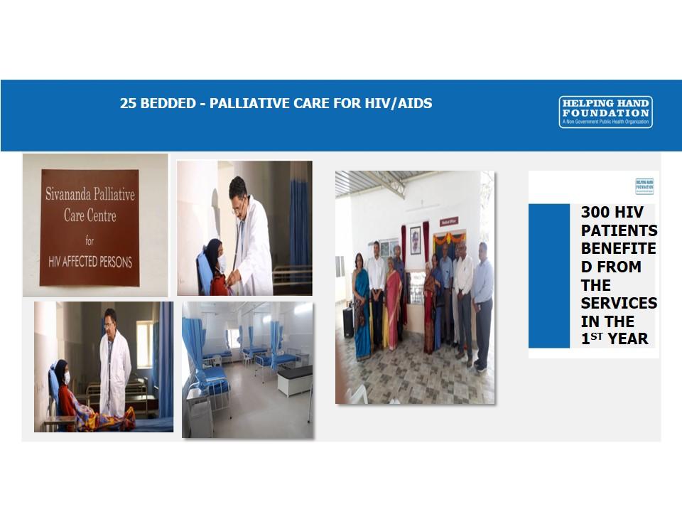 Palliative Care for HIV/AIDS Patients