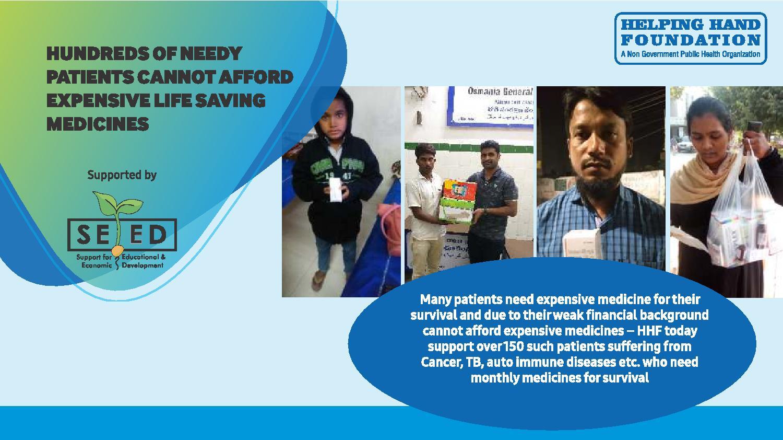 Life Saving Medicines